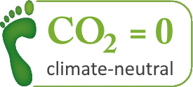 we are scoring climate-neutral